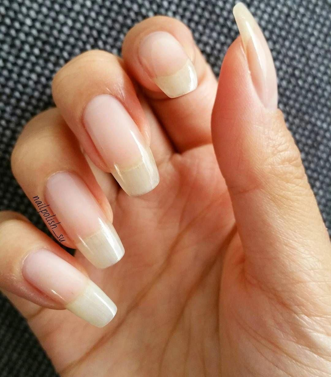 Fine Nails Polish Designs Naturalnails Long Natural Nails Natural Nails Nail Growth