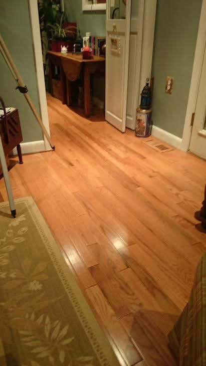 Bellawood 3 4 buttercup oak rustic living google search for Bellawood hardwood floors