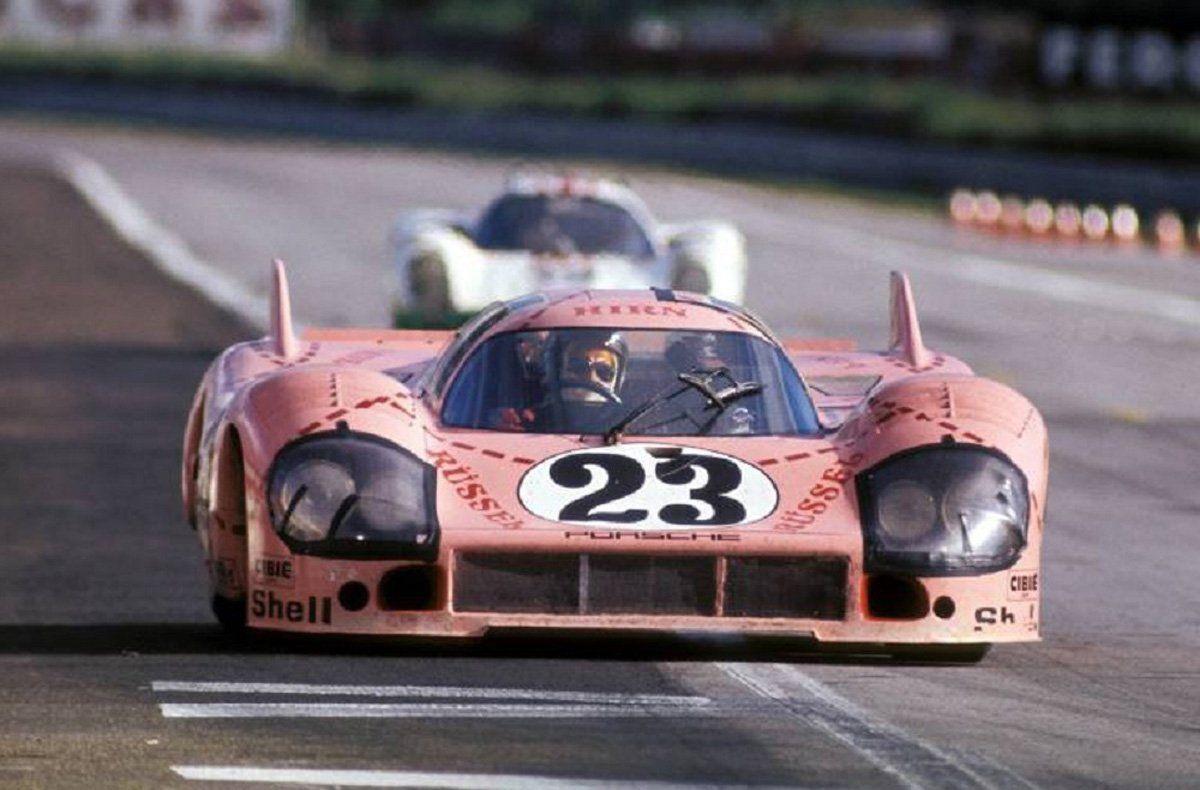 1971 porsche 917 20 pink pig 24h du mans pinterest porsche course automobile et automobile. Black Bedroom Furniture Sets. Home Design Ideas