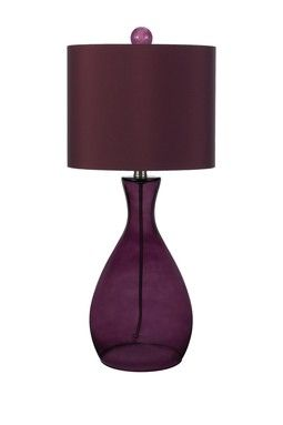 Purple Table Lamp Best Lovely Purple Table Lamps  Decorating Ideas  Pinterest  Purple Design Decoration