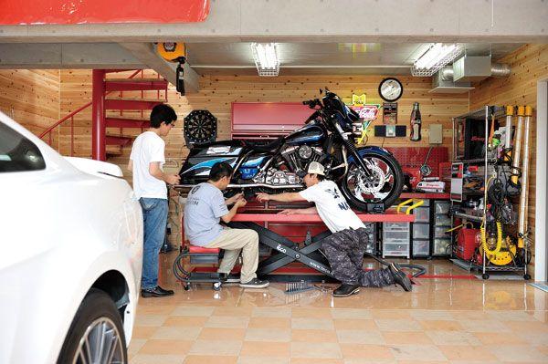 Garage Life JP Magazine #garage #book #magazine