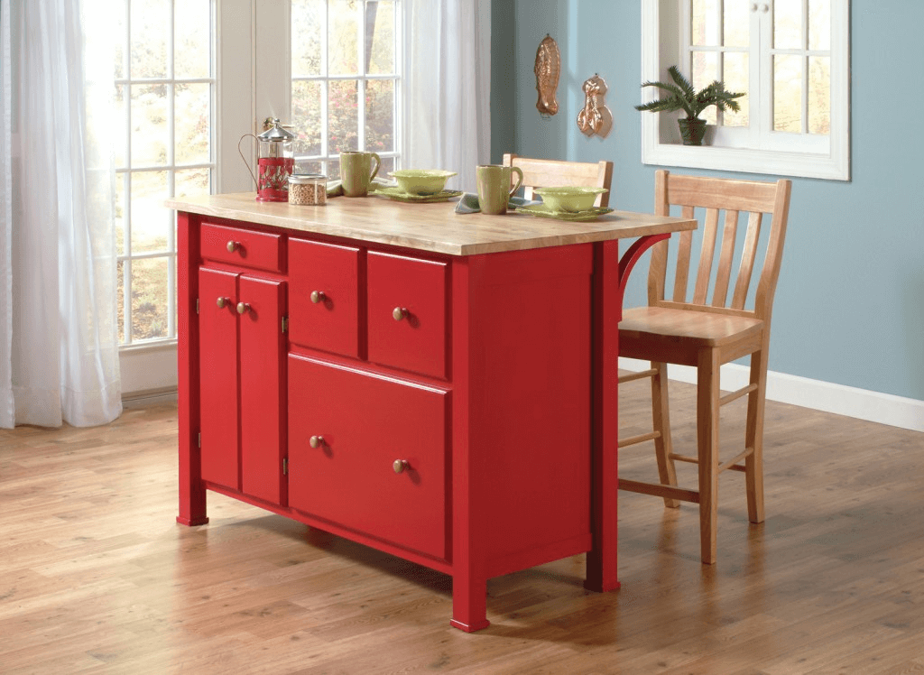 Does Your Kitchen Island Only Have A Small Space Of