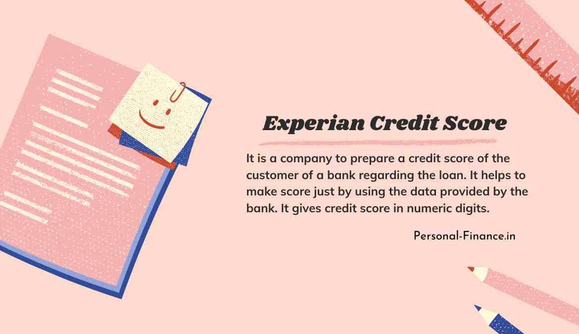 Experian Score Importance Mode Of Operation In 2020 Good Credit Credit Score Scores