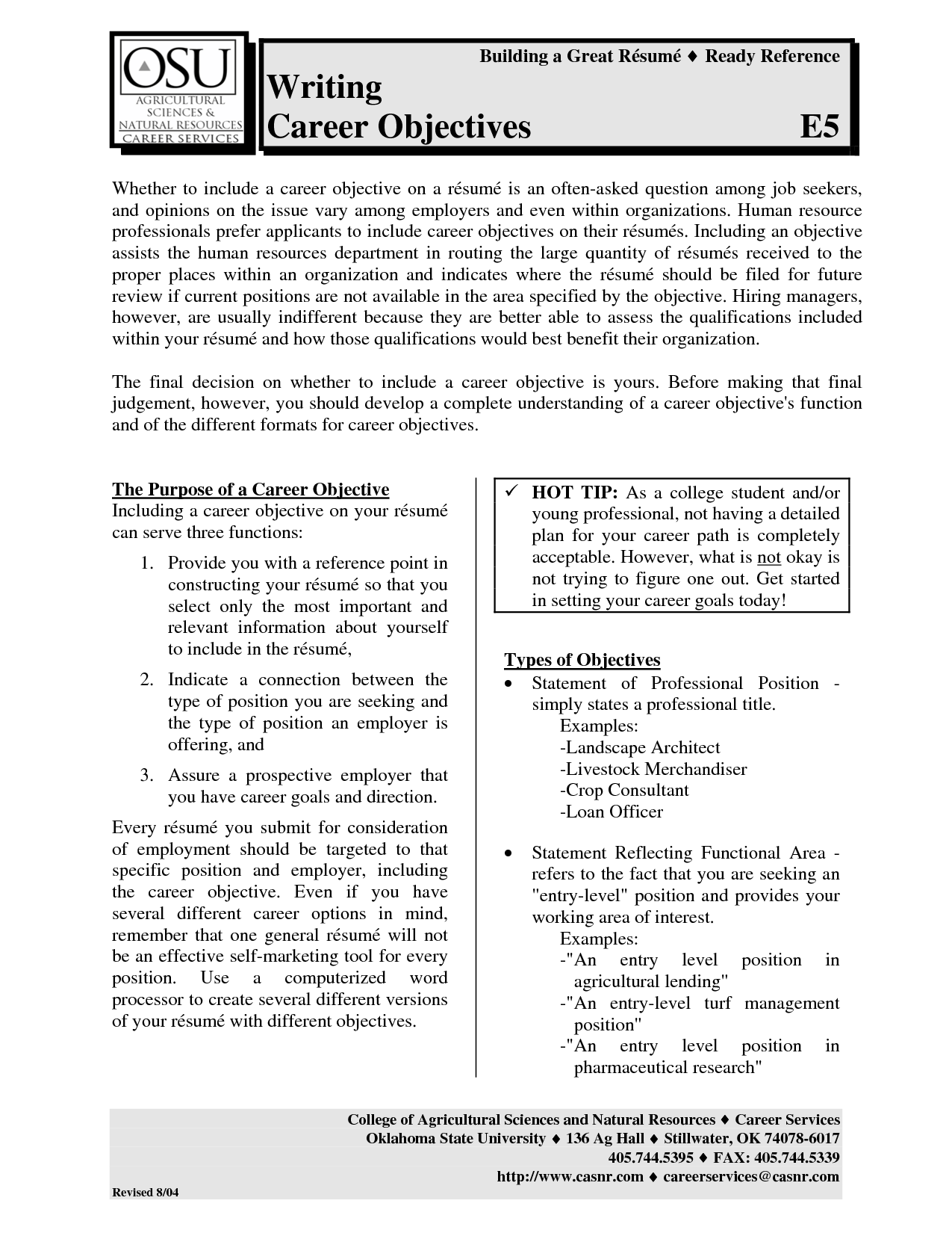 Professional Resume Samples Pdf Template Examples Sample Free