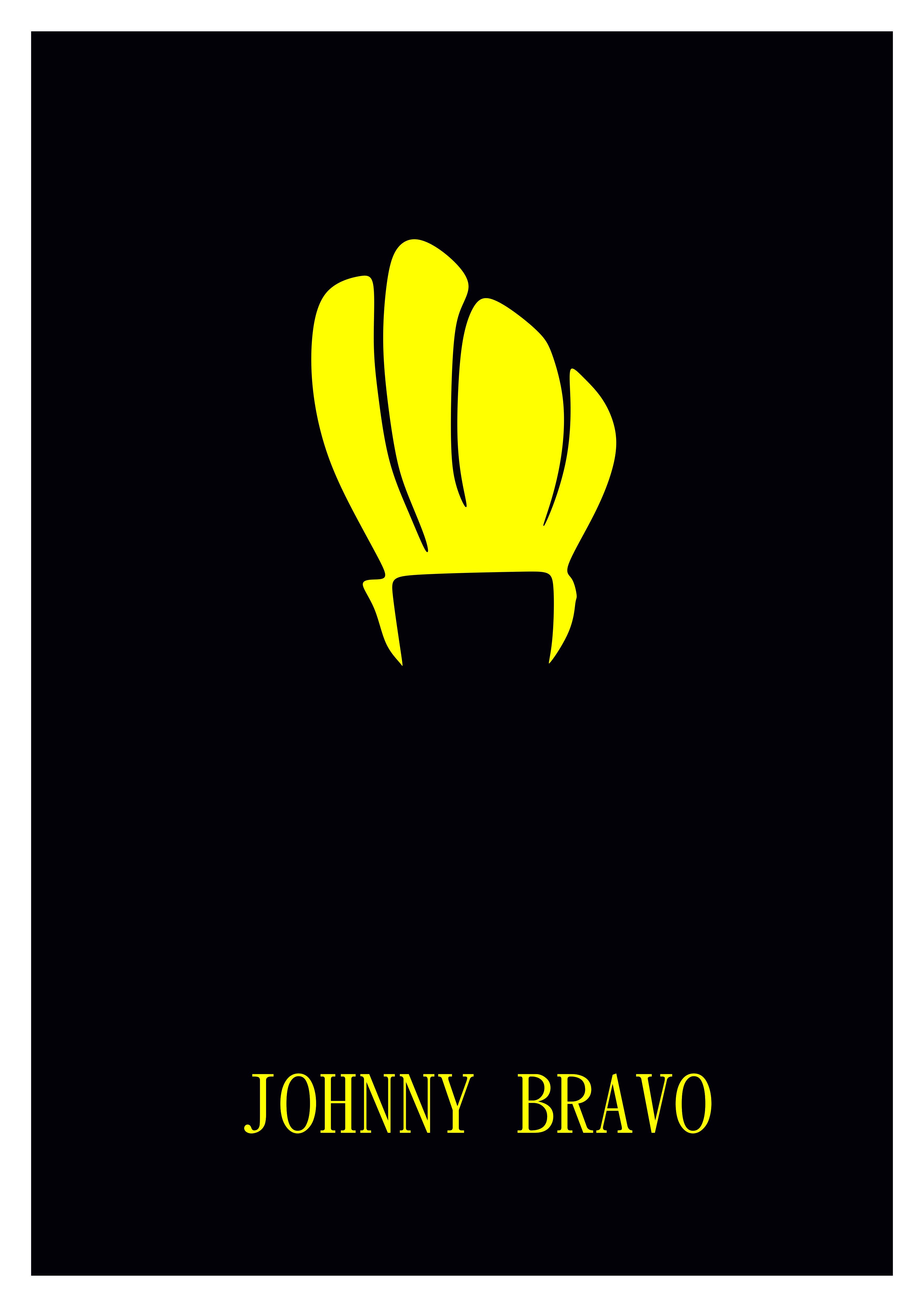 Johnny Bravo. Desierto Studios (Óscar Sola)