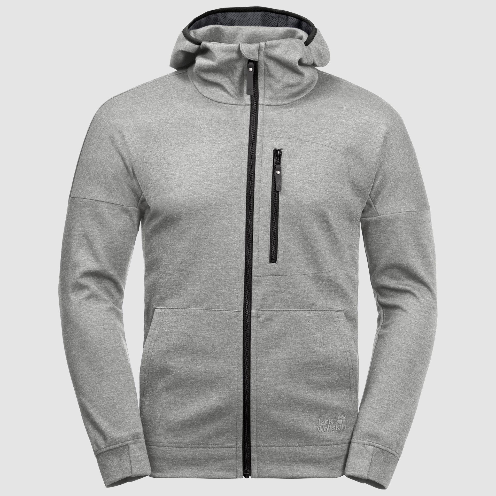 Jack Wolfskin Riverland Hooded Jacket M Fleece Jacket Men Jack Wolfskin Herbstjacken Jacken Und Kapuzenjacke