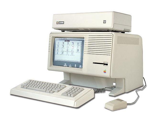 Apple Lisa recebeu este nome em homenagem a filha do Steve Jobs (Foto: Divulgação/Apple)