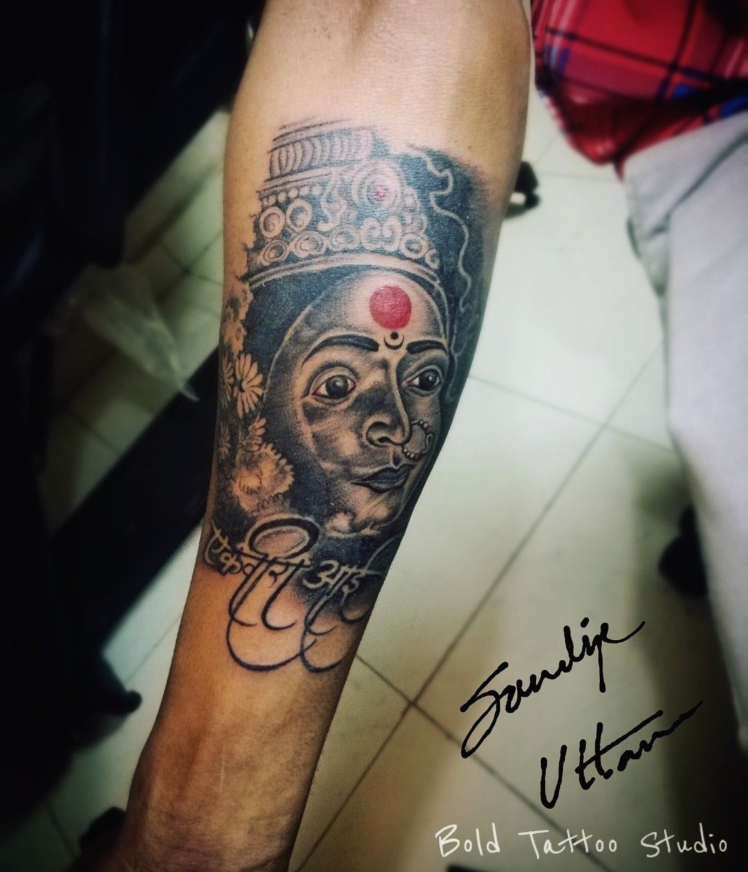 Pin by BOLD Tattoo & Body Piercing Studio on Aai Tattoo