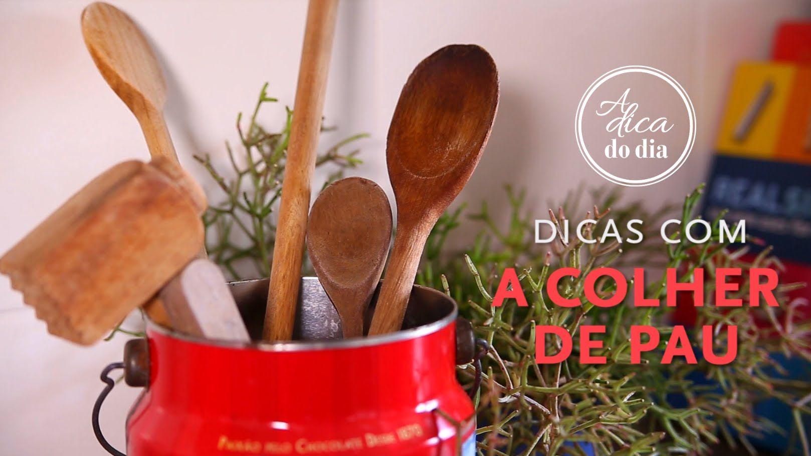 DICAS COM COLHER DE PAU - A Dica do Dia