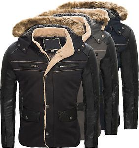 Herrenjacke winter ebay