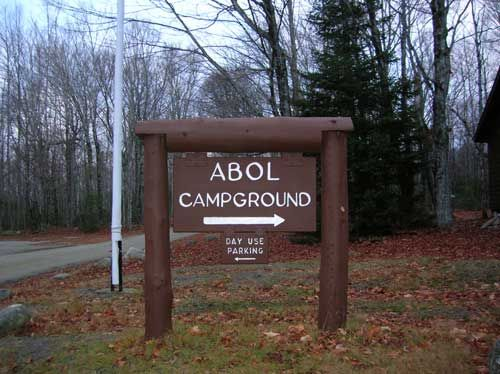Millinocket Home To Mt. Katahdin And Baxter State Park. Abol Campground In Baxter  State