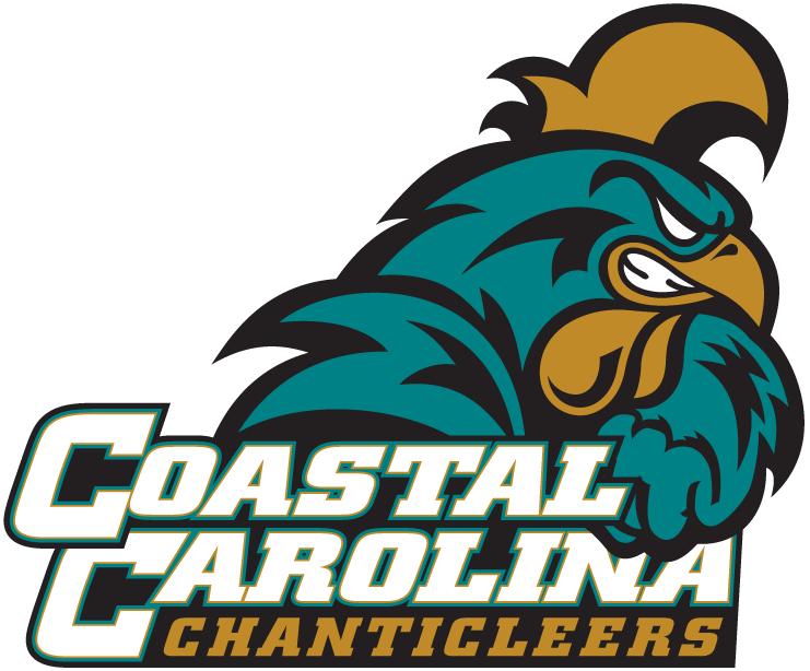 Coastal Carolina Chanticleers Primary Logo Coastal Carolina University Coastal Carolina Sports Logo Design