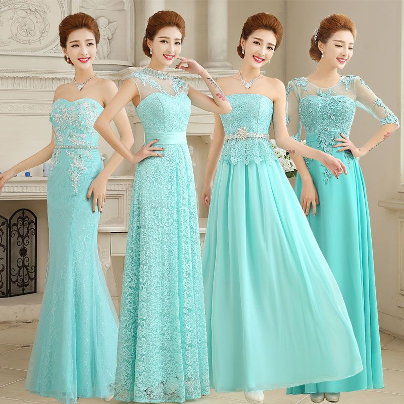 Find More Information about Mint Green Bride Gown Fashion Wedding ...