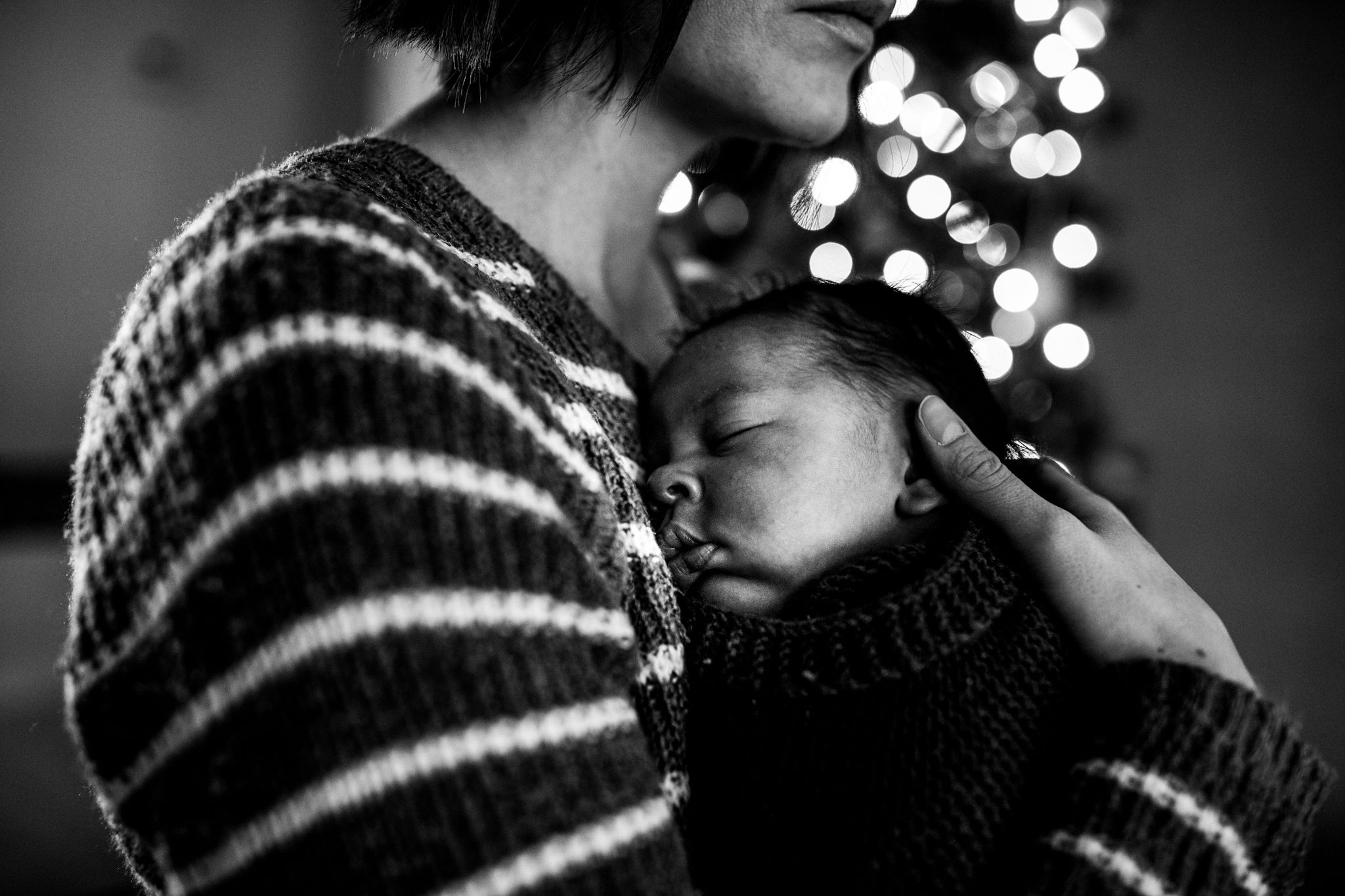 Holiday In Home Newborn Coverage With Images