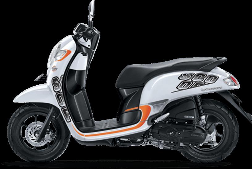 All New Scoopy Sepeda Motor Honda Terbaru by