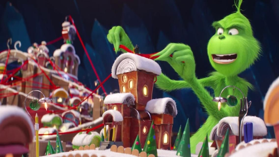 How The Grinch Stole Christmas 2020 Character Design Pin by 3B03 HO Wing Sum on Grinch in 2020 | Grinch christmas