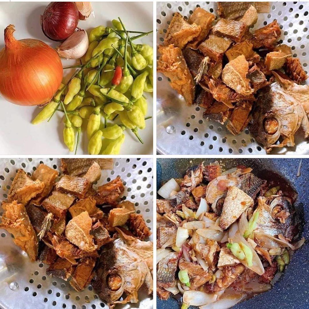 164 Likes 0 Comments Resepi Mudah Resepimudahmy On Instagram Resipi Ikan Masin Lada Putih Makan Dgn Nasi Panas2 Bertambah Nasi Bahan Baha