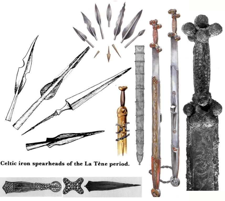 268) 268 B.C. Weapons research | Swords, Knives, And Other Sharp ...