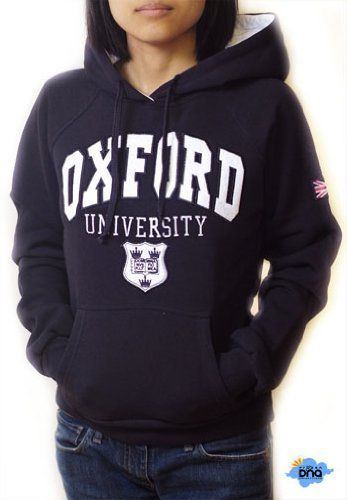 Oxford University Hoodie | Navy | Size S, M ,L, XL | London