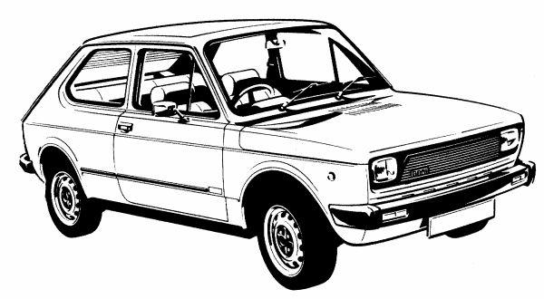 Not My Best Choice Of Car 1990 Desenhos De Carros Desenhos De