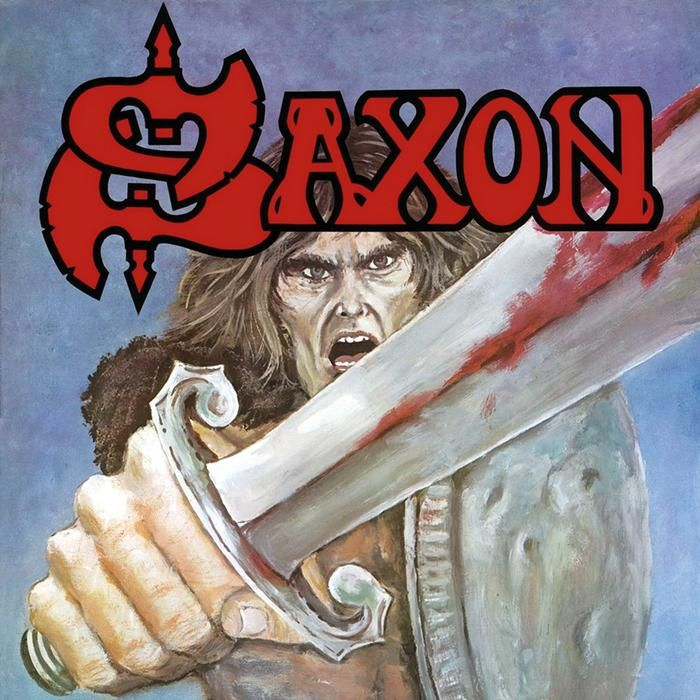Saxon - Saxon Album covers Pinterest Heavy metal - kleine k amp uuml che l form