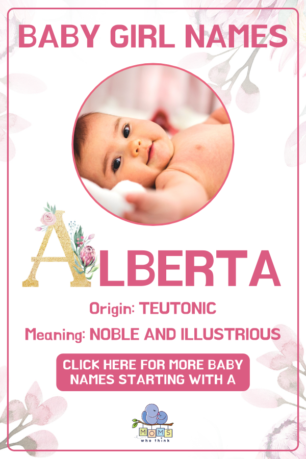 Pin on Letter A Baby Girl Names & Meanings