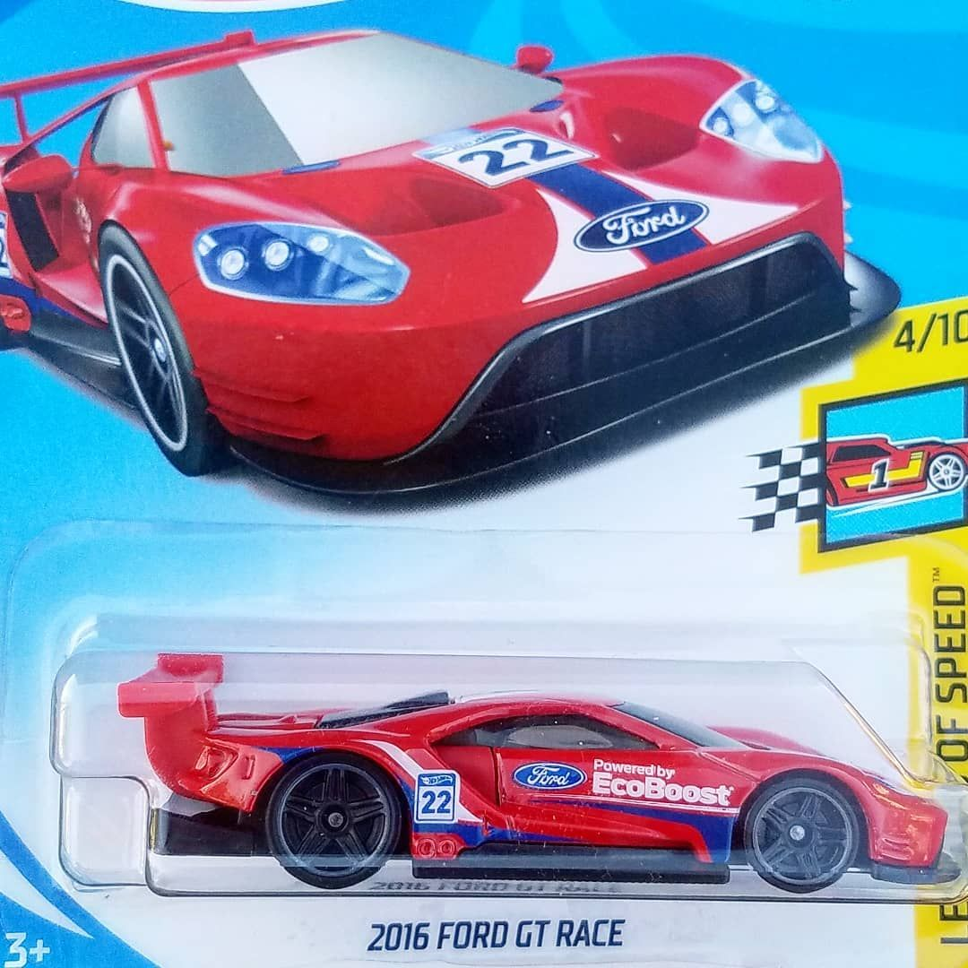 2016 Ford Gt Race Hotwheels Toycollector29 Hotwheelspics