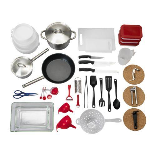Ikea startbox tillaga home ideas pinterest for Kitchen kit set