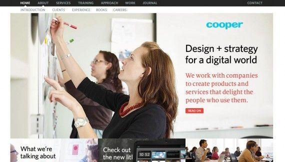 Cooper Web Design Inspiration From Siteinspire Website Design 1 Web Design Inspiration Web Design Best Web Design