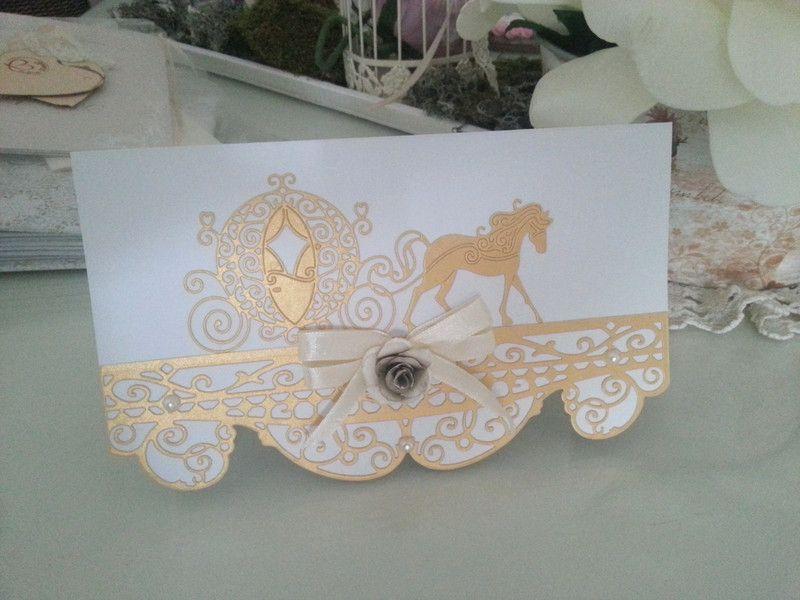 Einladung Hochzeit 3d Einladungskarte Geburtstag Von Atelier S. Giannetti  Auf DaWanda.com