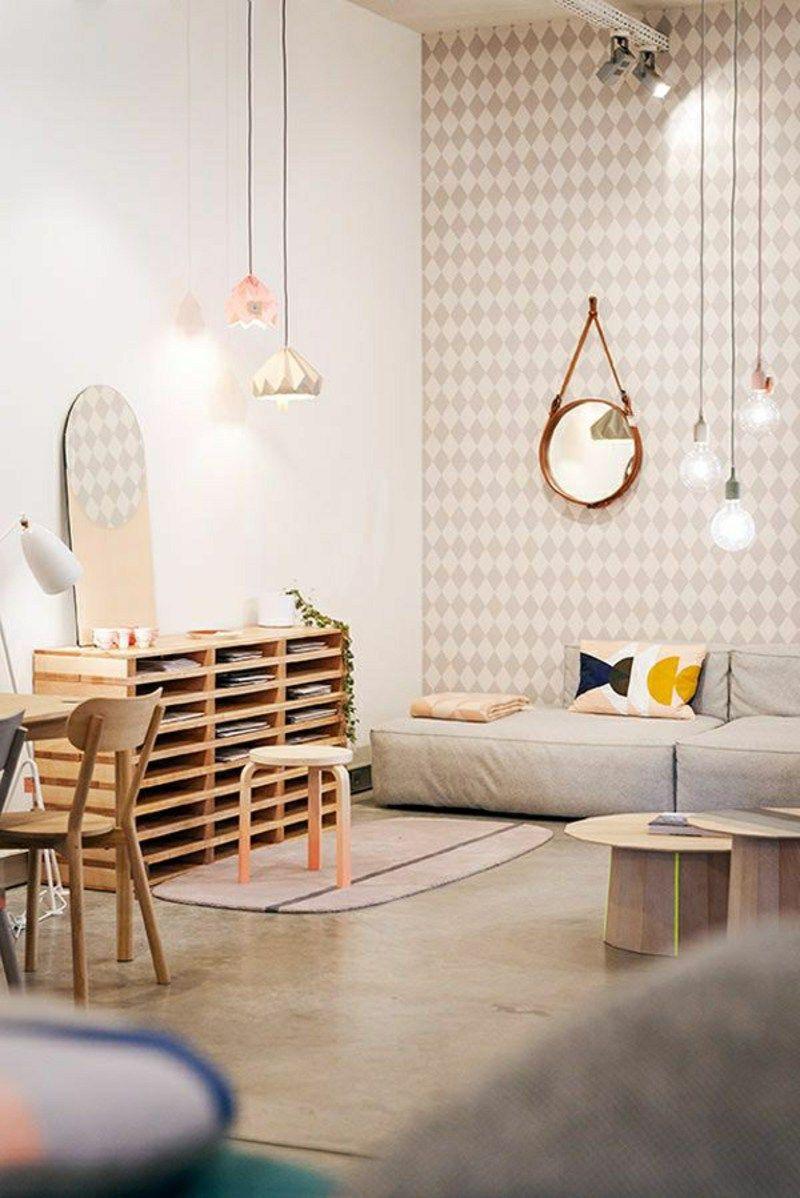 Skandinavisch Wohnen Wohnzimmer Holz | -< | *wohnzimmer Dekoration ... Skandinavisch Wohnen Wohnzimmer
