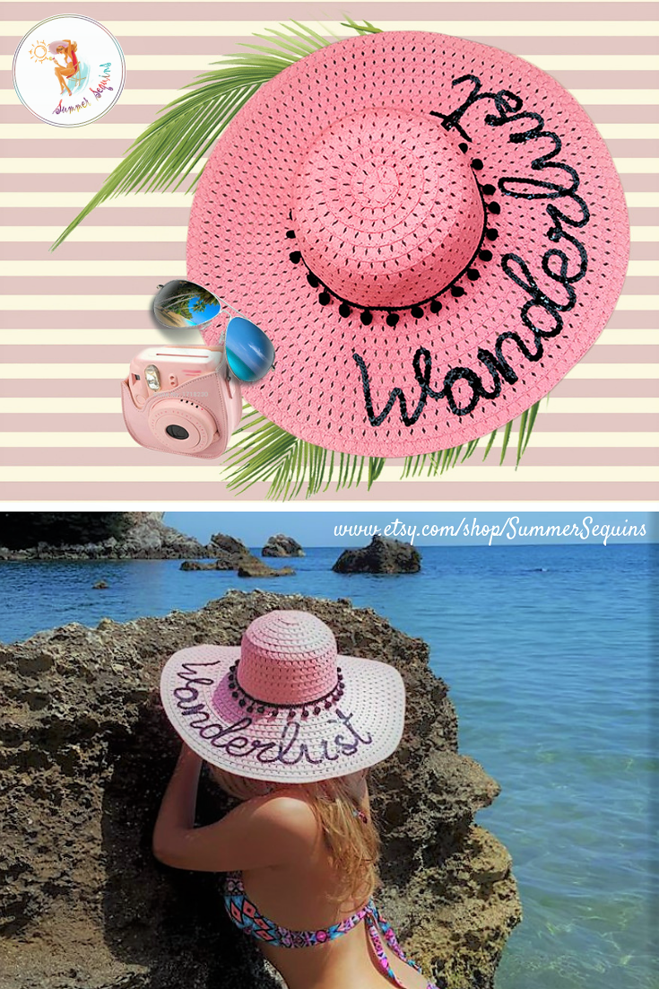 952108cb03d57 ... the perfect accessory for your next warm vacation! It comes in soft  pink color