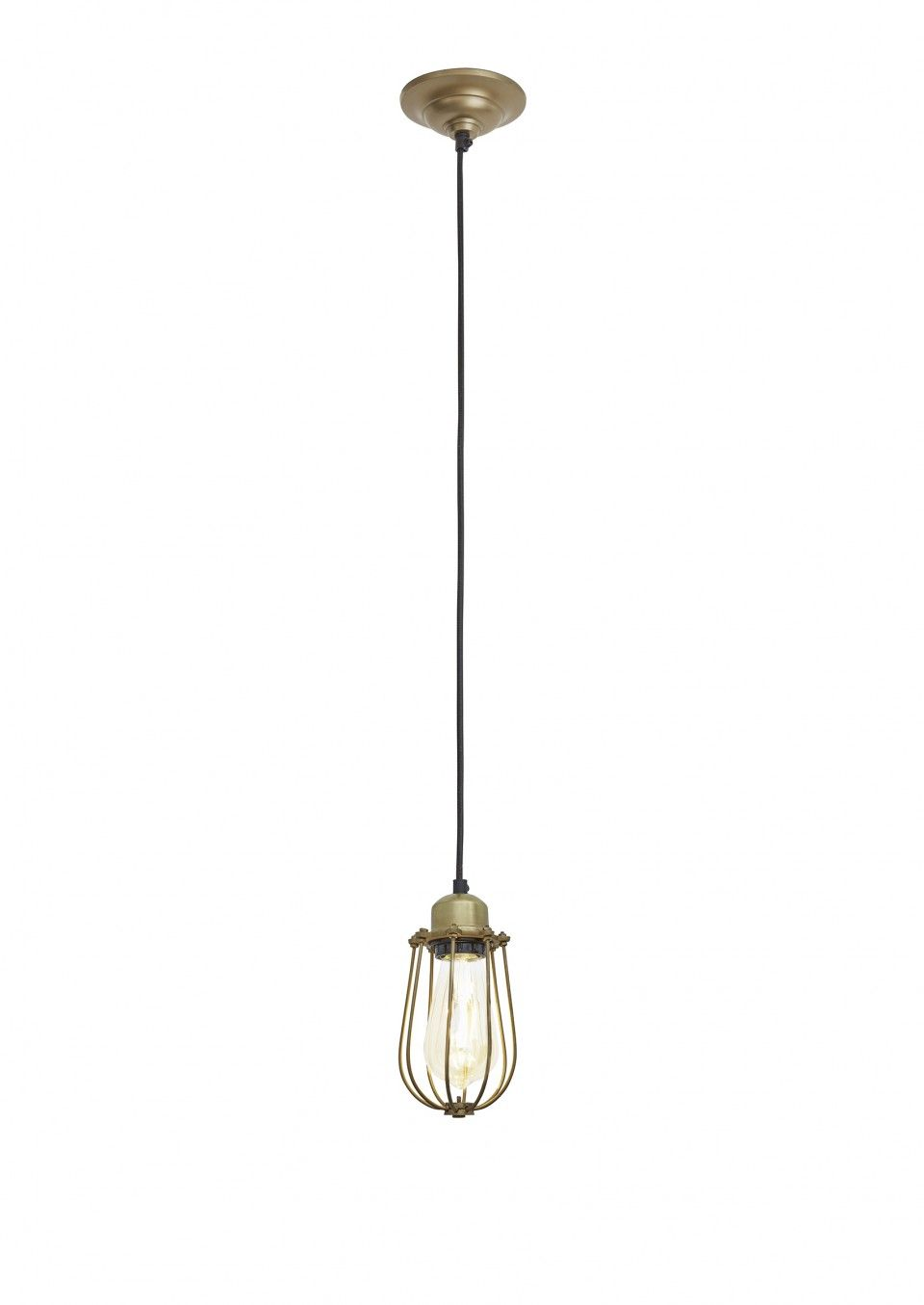 This stylish orlando vintage cage pendant light by industville is an this stylish orlando vintage cage pendant light by industville is an awesome handmade wire lampshade in arubaitofo Choice Image