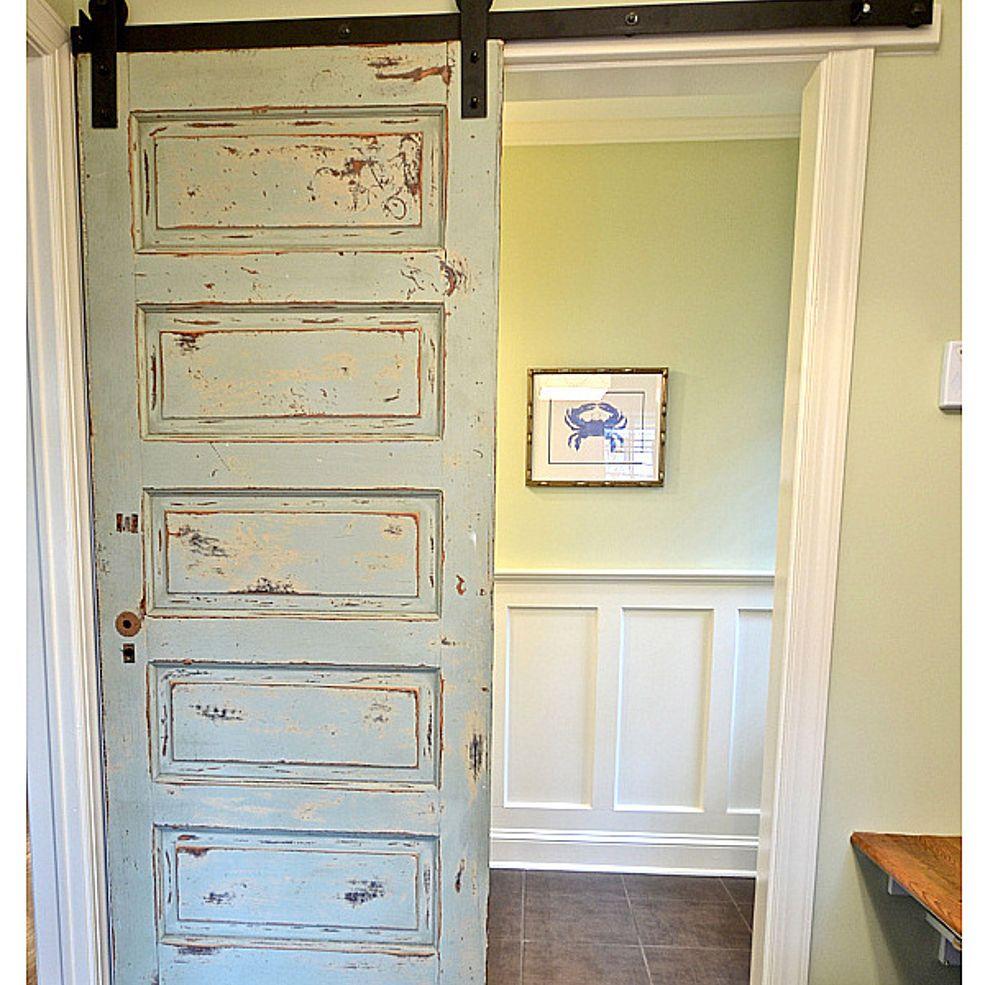Sliding Barn Doors + Barn Door Hardware