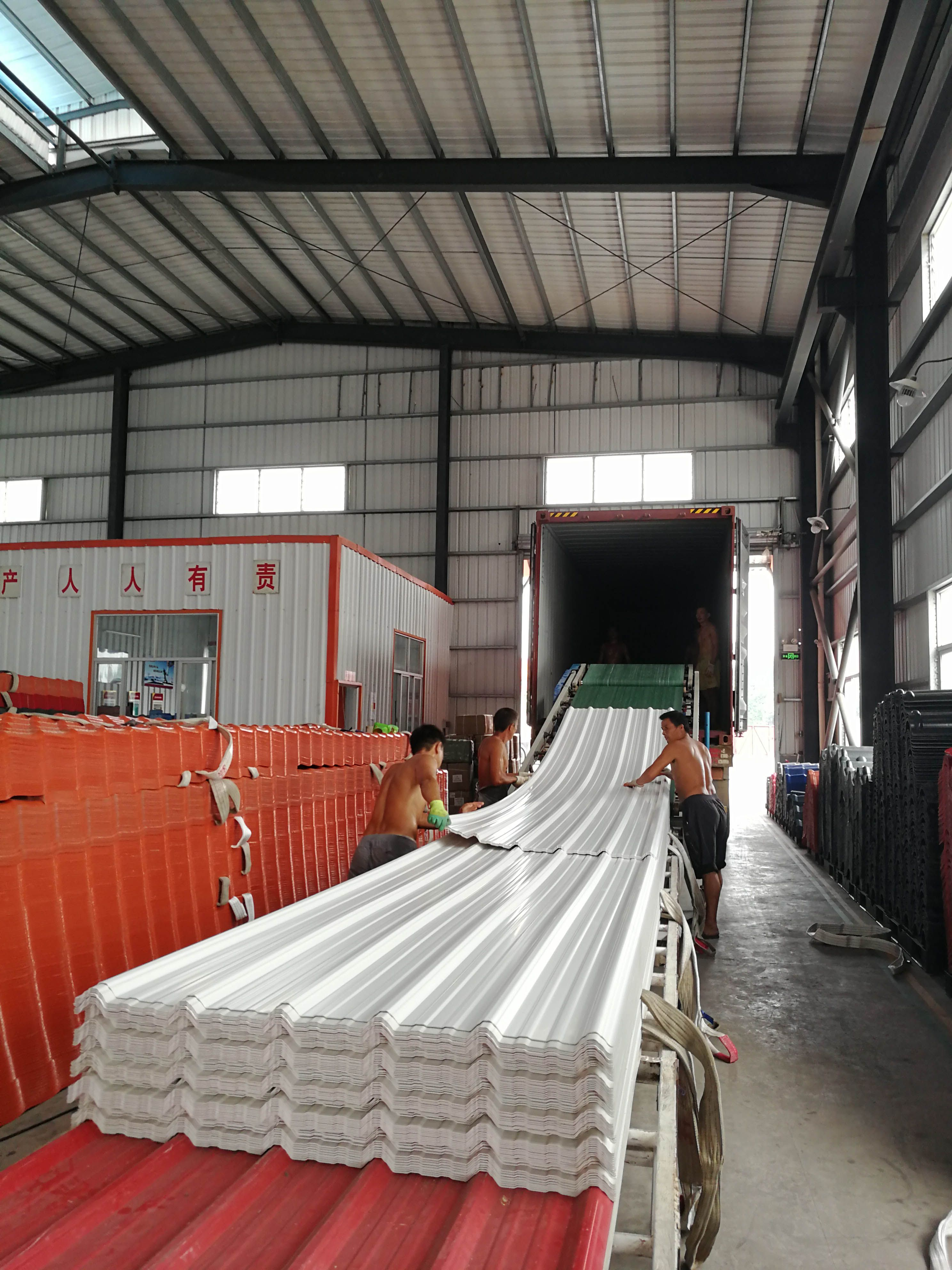 During The Passed 5 Years We Have Accumulated To 200 Customers And Have Had Our Products Distributed To Plastic Roofing Plastic Roof Tiles Tile Manufacturers