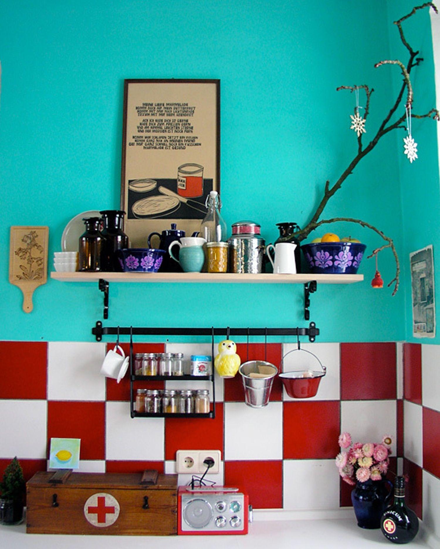 Kitchen Tour: Ariana's Charming Bavarian Kitchen