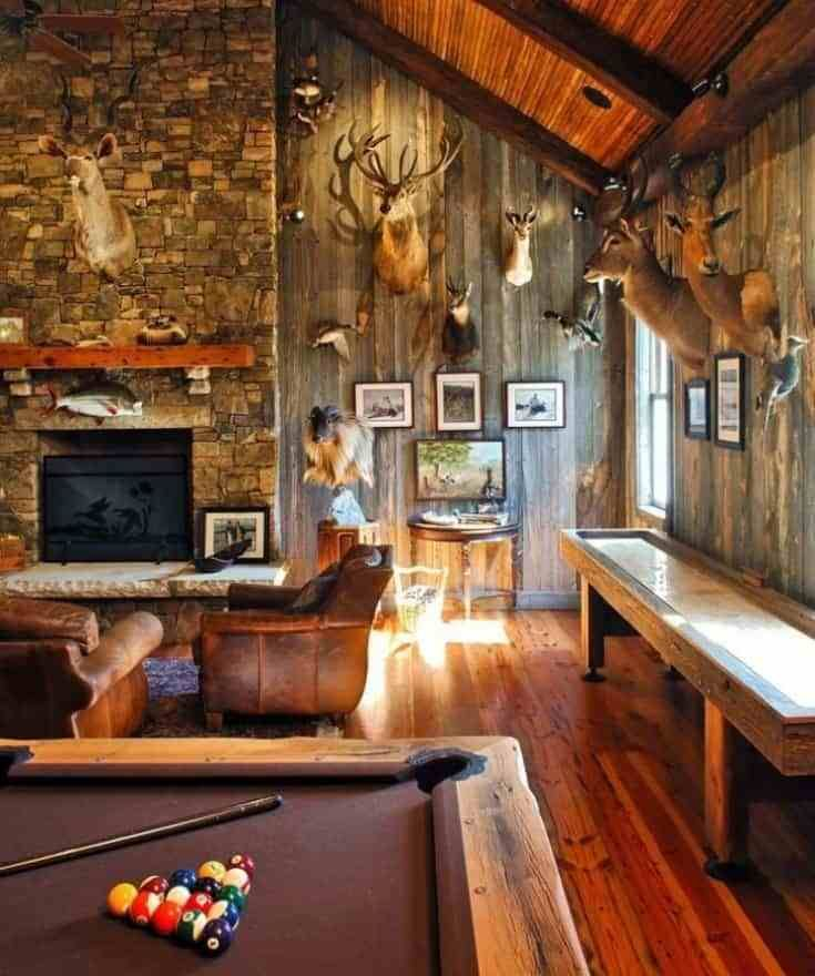 Slate Wall Panels Garage Man Cave Ideas Garage Storage: 25+ Awesome Man Cave Ideas For 2018