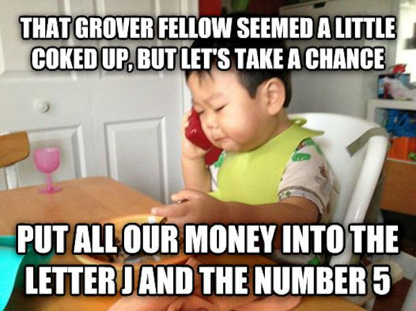 Funny New Baby Meme : Like a boss the best of new business baby memes