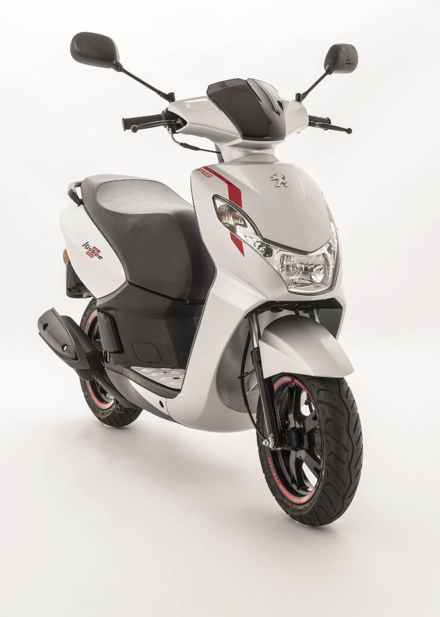 new rs trim for the 2017 peugeot kisbee | peugeot scooters | peugeot