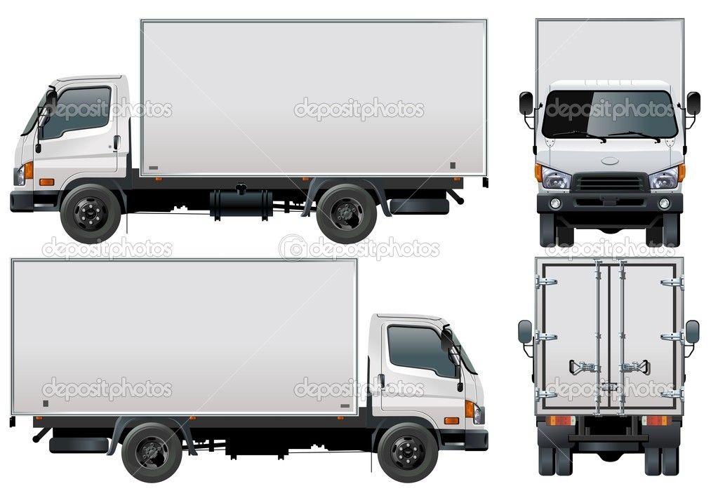 Delivery Trucks Vector Google Search Caminhoes Camiao Carros