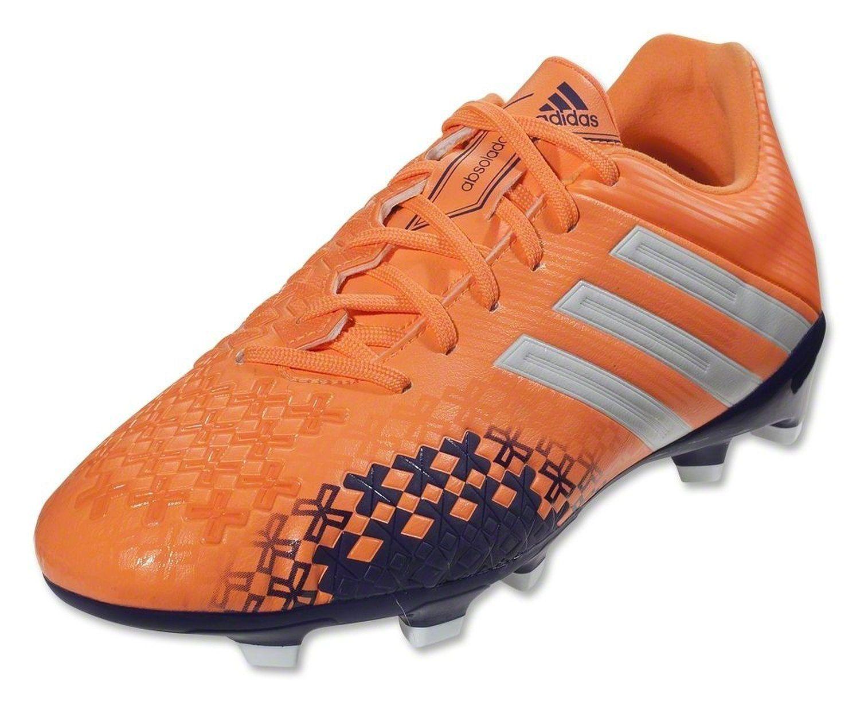c64e7a428c964 Adidas Women's P Absolado LZ TRX FG Soccer Cleats, Glow Orange ...