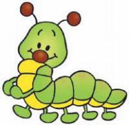 Bugs Animales Infantiles Gusanos De