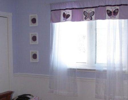 Las cortinas para el cuarto de tu beb crece bebe - Cortinas habitacion bebe ...