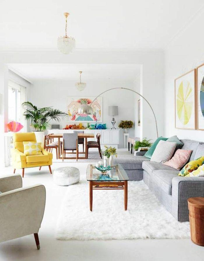 Beaucoup D Idees Pour Comment Decorer Son Salon Room Decor Living