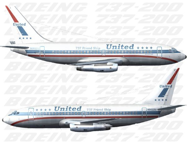 Pin By Scott Miller On Airliners Logo Livery United Airlines The Unit Boeing