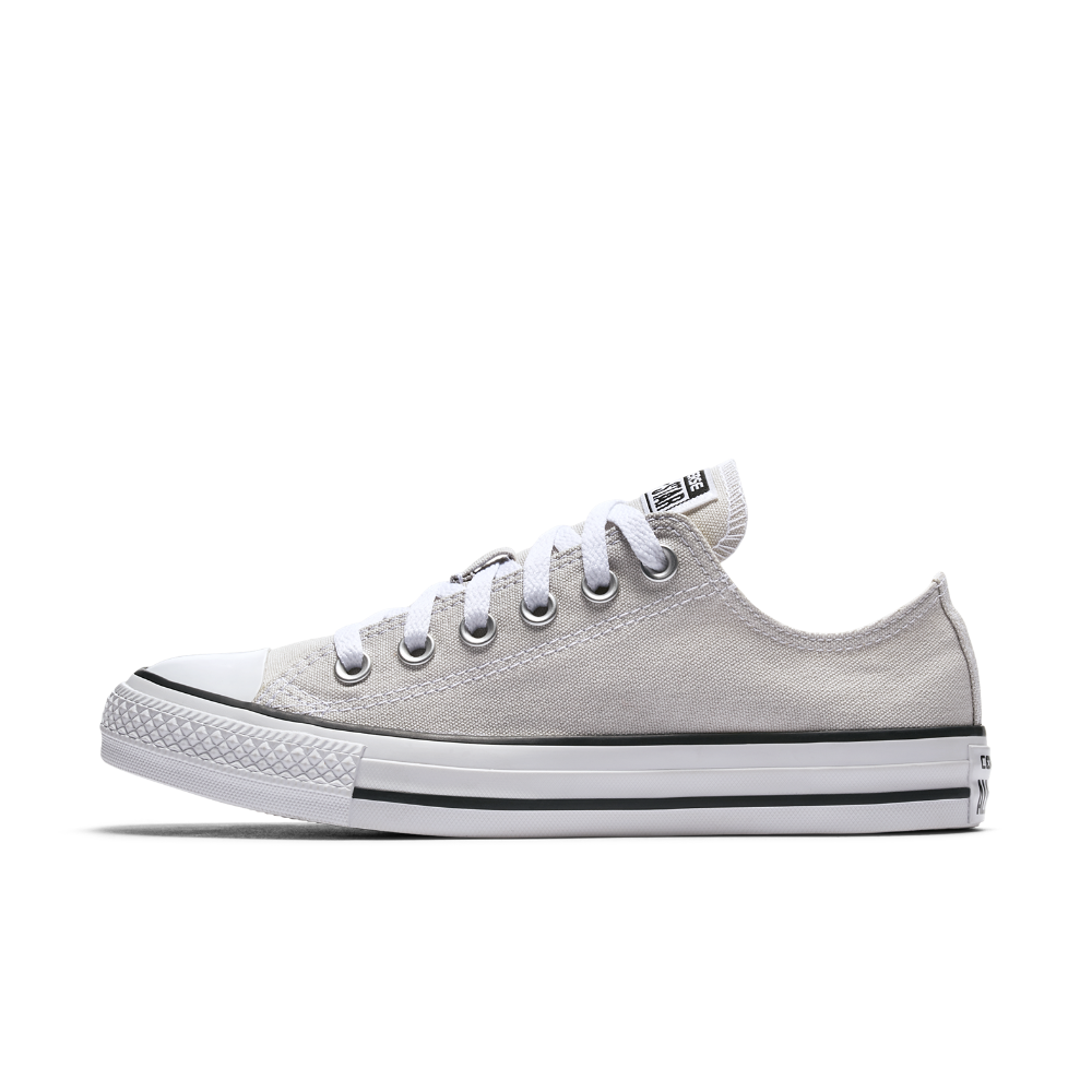 740fffc90566 Converse Chuck Taylor All Star Seasonal Low Top Shoe Size 11 (Grey ...
