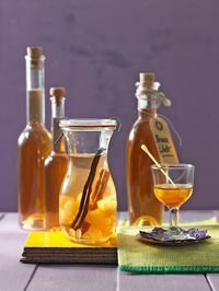 Photo of Pear liqueur with vanilla