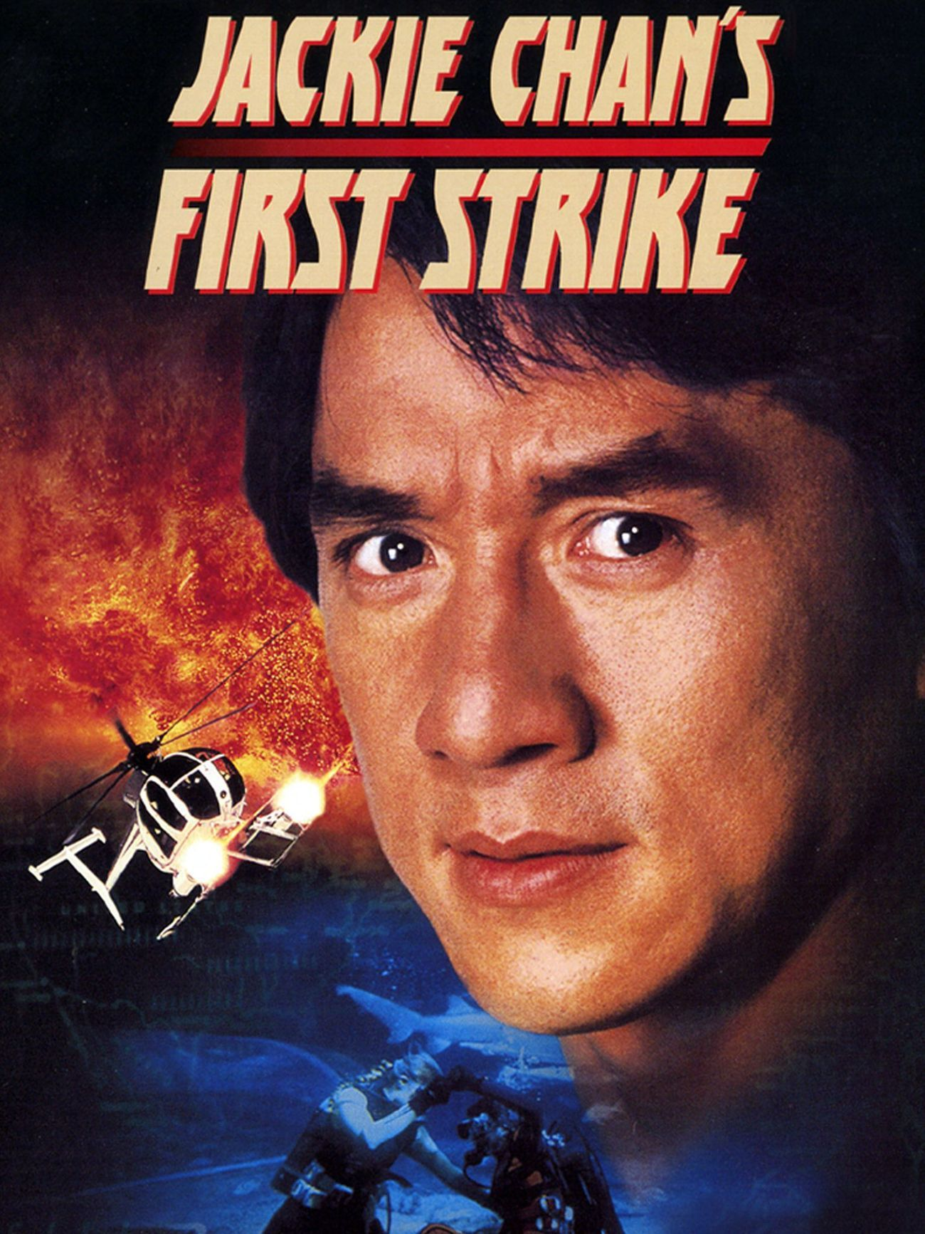 1996 Primeiro Impacto Jackie Chan Hd 1080p 1080p