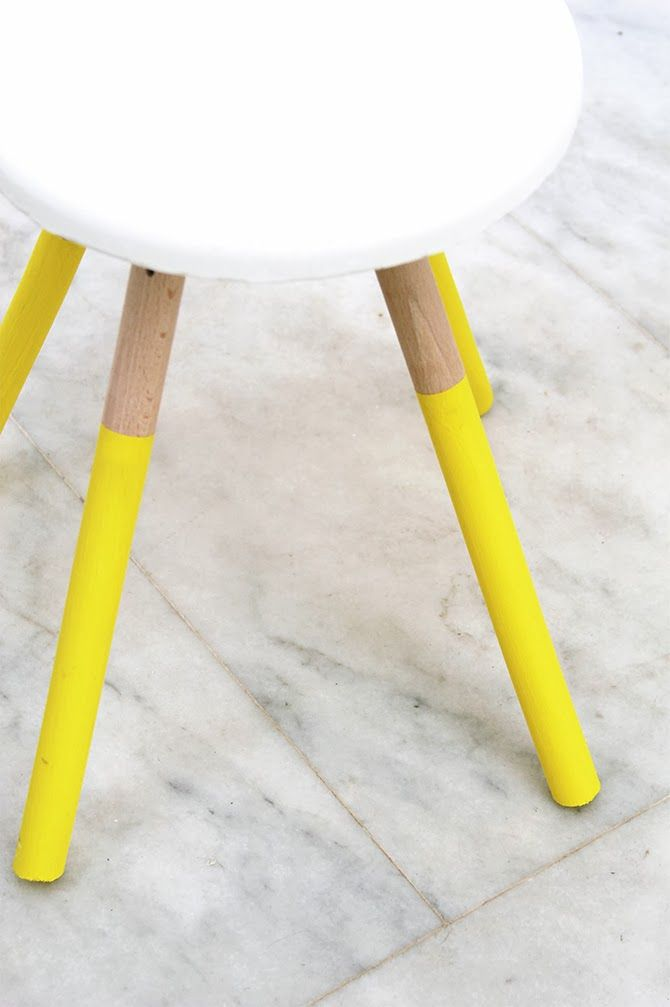 Diy Concrete Stool Diy Projects Pinterest Diy Concrete And