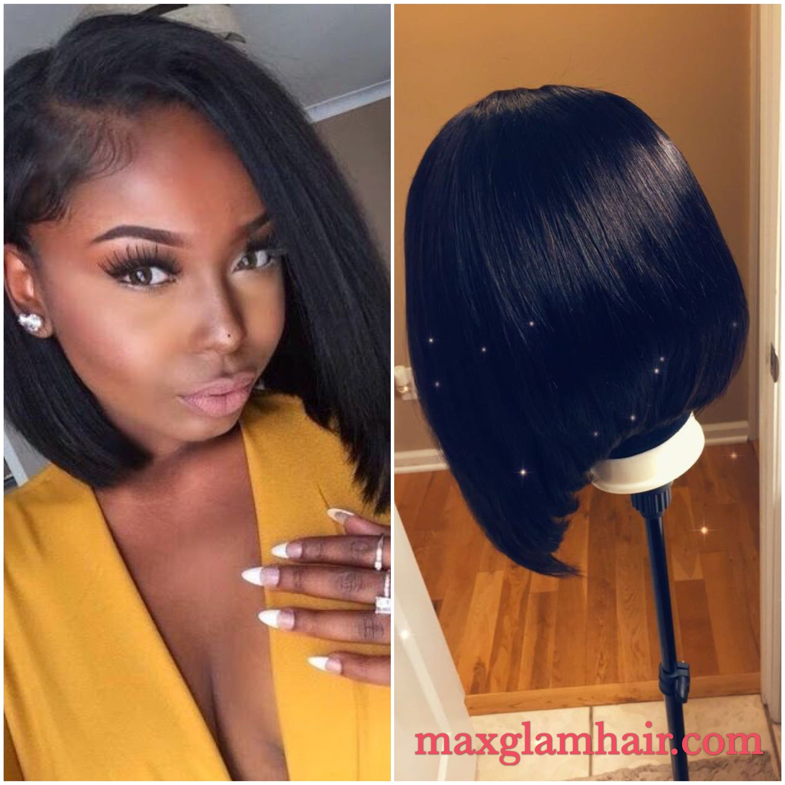 T Part Lace Bob Wig Silky Straight Front Lace Wigs Human Hair Wig Hairstyles Buy Human Hair